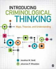 Introducing Criminological Thinking: Maps, Theories, and Understanding, Heidt, J