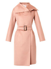 Max Mara ELIANA Coat 100% Cashmere in Pink Size 48 IT RP 2566 €