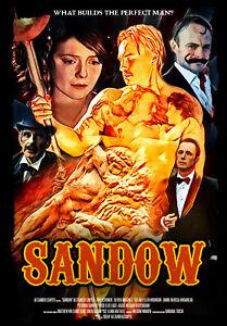 SANDOW BODYBUILDING SHOWMAN MUSCLE CIRCUS STRONGMAN ANTIQUE FILM MOVIE VOD