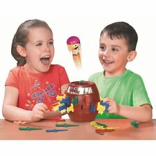 Tomy 7028 Children Kids Pop Up Pirate 2 to 4 Players Brand New