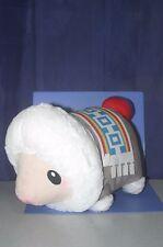 "Monster Hunter Marshmallow Pugi Part.6 Mafumofu Warmer Pig Plush doll 14"""
