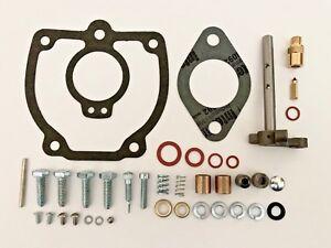 IH Farmall 656, 706, 756, 766, 806, & 856 Tractor Carburetor Repair Kit w/ Shaft
