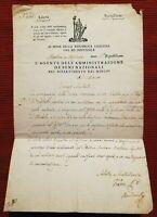 VG619-REPUBBLICA CISALPINA, MANTOVA, ANNO 6°, BENI NAZIONALI, S. MICHELE, 1798