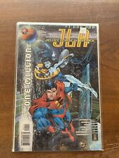 New listing Jla Justice League of America - One Million 1,000,000 #1 Grant Morrison Dc - Nm
