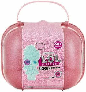 L.O.L Surprise Bigger Surprise 60+ Exclusive Dolls & Accessories Limited Edition