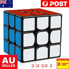 Melbourne Magic Cube 3x3x3 Super Smooth Fast Speed Puzzle Rubix Rubics Rubik Toy