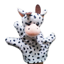 Baby Child Zoo Farm Animal Hand Glove Puppet Finger Sack Plush Toy  gift s2