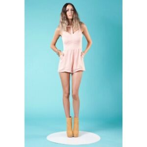 FINDERS KEEPERS - Money Penny Playsuit (FX120734PS - Peony)