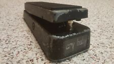 Vintage 1970s Thomas Organ Co. Cry Baby Wah Pedal 95-910511 Area 51 Pot Terrific