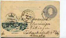 Brief und Postkarten  aus Argentinien
