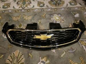 2016, 17 Chevrolet SS Grille and Emblem 92277444, 92252462