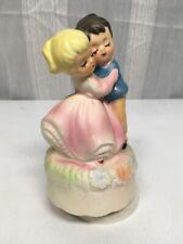 Vintage Music Figurine,