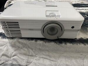 Optoma UHD50 4k UHD Home Theater Projector