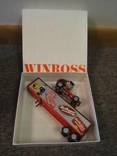 "Winross Dr. Pepper ""I'm A Pepper"" 1995 Historical International 8100 w/ Van VGC"