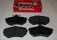 Brembo hp front brake disc pads - Volkswagen Golf, Cabriolet  078300.02