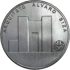 PORTUGAL 7,50 euro 2017 plata arquitecto Álvaro Siza