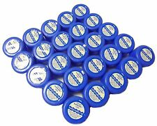High Quality BPA Free Non Spill Water Cooler Bottle Caps 3 or 5 Gallon Lot 25