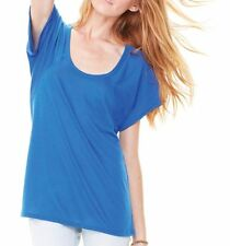 Women's Scoop Neck Polyester Hip Length Tops & Shirts