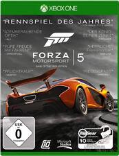 XBOX ONE Forza Motorsport 5 Game of the Year Edition GOTY NEU&OVP