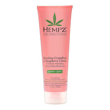 Hempz Blushing Grapefruit Raspberry Creme In-Shower Herbal Body Moisturizer