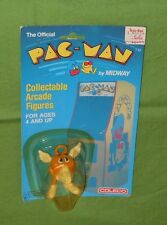 vintage PAC-MAN (angel) collectable arcade figure MOC Coleco