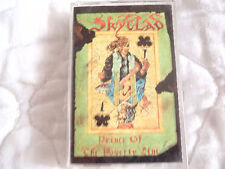 SKYCLAD PRINCE OF THE POVERTY LINE CASSETTE THRASH PROG METAL SABBAT PARIAH