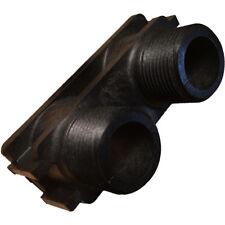 """PVC Plastic Yoke for Fleck 5600, 2510, & 9000 Valves - 1-inch Fleck 18706 1"""""""