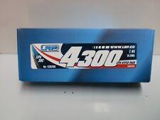 LRP 1/10 - BATTERIA LIPO 30C 4300 - ART. 430208