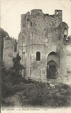 Gisors Tour du Gouverneur Governor's Tower CPA LL 44 Normandy Normandie France