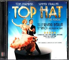 Irving Berlin TOP HAT The Musical- London Cast Recording 2012 CD Summer Strallen