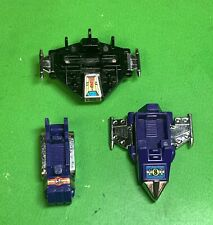 Vtg Diaclone Diakron Robot Multi-force 14 Lot Transformers G1 1983 Takara GATS