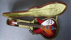 12-String Rickenbacker 330 Fireglo Kopie von Johnson