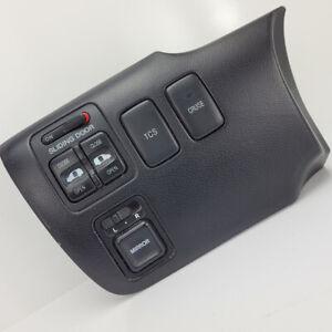 2001 Honda Odyssey Mirror Adjust and Sliding Door Control Panel