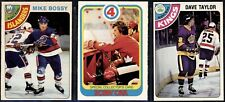 1978 79 OPC COMPLETE HOCKEY CARD SET 1-396 NM-MT