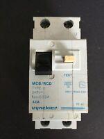 GEC VYNCKIER 32 AMP TYPE 3 M9 MCB CIRCUIT BREAKER X32 32A GE