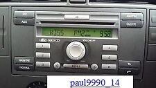 *INSTANT* FORD M & V SERIAL RADIO CODE UNLOCK FOCUS TRANSIT FIESTA MONDEO C-MAX