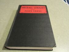Michael Strogoff by Jules Verne (Grosset and Dunlap)