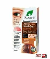 Dr. ORGANIC Snail Gel Eye Serum 15ml