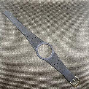 Original Omega Dynamic Men's Leather Strap w/ buckle