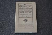 LES CONTEMPORAINES par Gradation  Volume 3 / P3