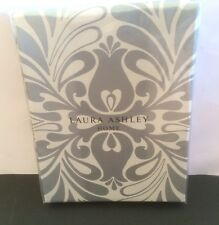 Stunning Laura Ashley Fitzroy Curtains 88 X 90 Duck Egg Blue - Rare R/made New