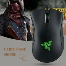 Razer Deathadder Essential Gaming Mouse 2000DPI Lighting Ergonomic Optical Mice