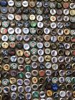 500+ Used Beer Bottle Caps -2.6 Pounds - Mixed Variety Of Brands