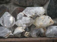 Large Raw Tibetan Quartz Crystal Chunk x 1 Pieces 70grams - 100grams