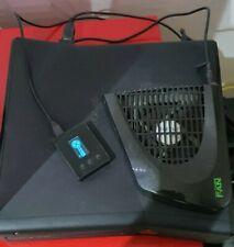 Microsoft Xbox 360 250Go Manette sans Fil - Noire +jeux +xkey