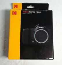 Kodak PIXPRO Friendly Zoom FZ152-RD 16MP Digital Camera with 15X Optical Zoom an