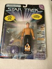 More details for star trek collectable figures from playmate uncarded capt christopher pike