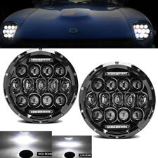 New listing Dot 7inch Round Led Headlights For Datsun 240z 260z 280z 280zx 1600 180B 520 620