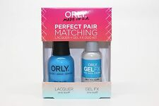 31152 - Orly Gel FX .3oz + Nail Lacquer .6oz Combo - Sea You Soon