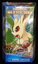 Pokemon Diamond Pearl Majestic Dawn Forest Force Theme Starter Deck SEALED!
